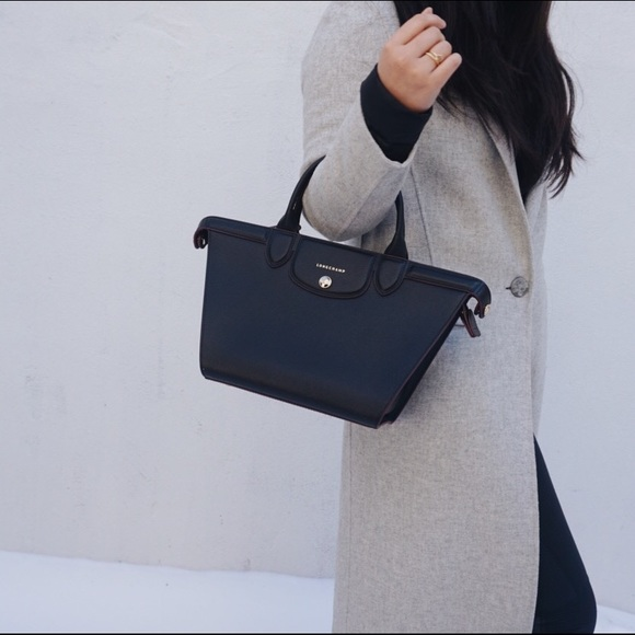 Longchamp Le Pliage Heritage Top-Handle Bag